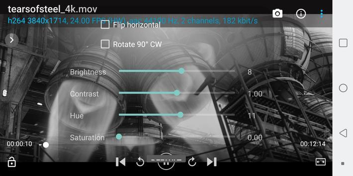 BSPlayer screenshot 2