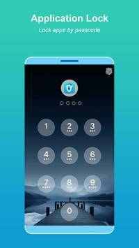 App-vergrendeling - Vingerafdruk screenshot 8