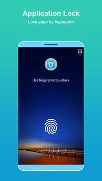 App-vergrendeling - Vingerafdruk screenshot 2
