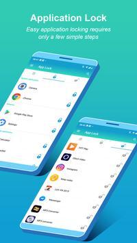 App-vergrendeling - Vingerafdruk screenshot 3