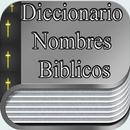 Diccionario Nombres Biblicos APK