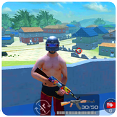 Free survival: fire battlegrounds أيقونة