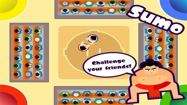 Игры на двоих троих 4 игрока - змея,танки,Футбол скриншот 4