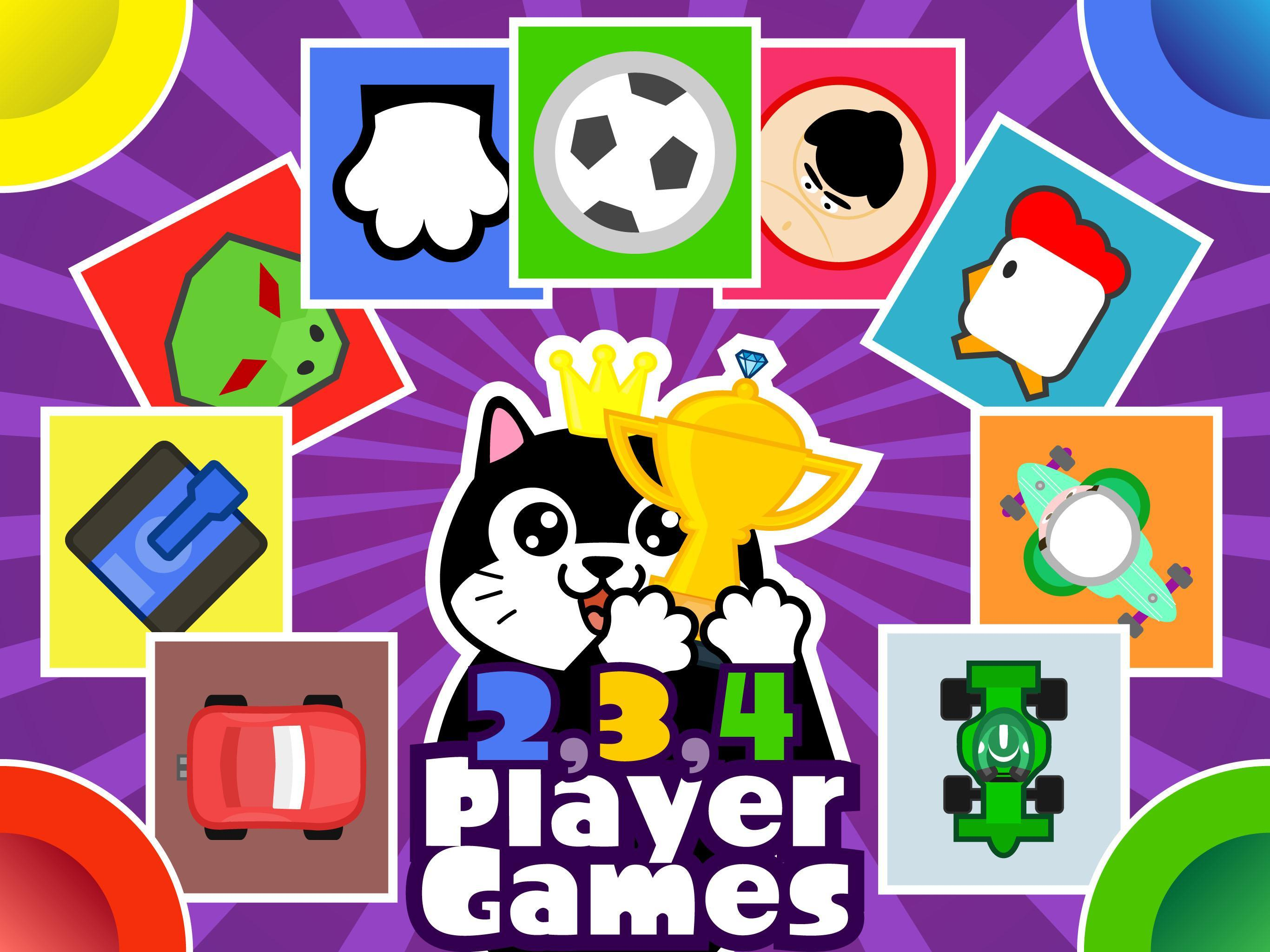 2 3 4 Player Mini Games app for Android download 2019