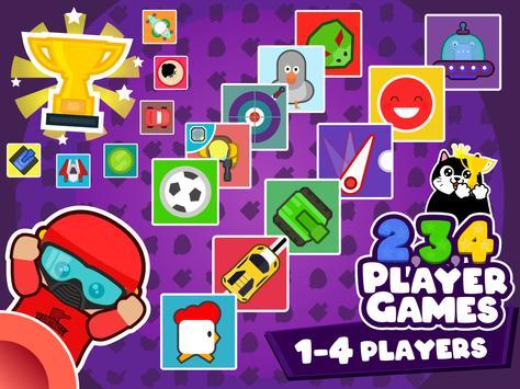 2 3 4 Player Mini Games screenshot 5