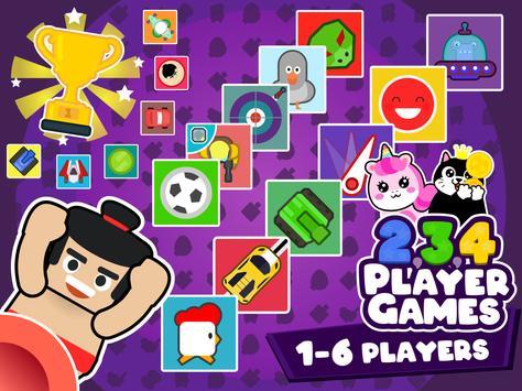 2 3 4 kişilik oyunlar Ekran Görüntüsü 10