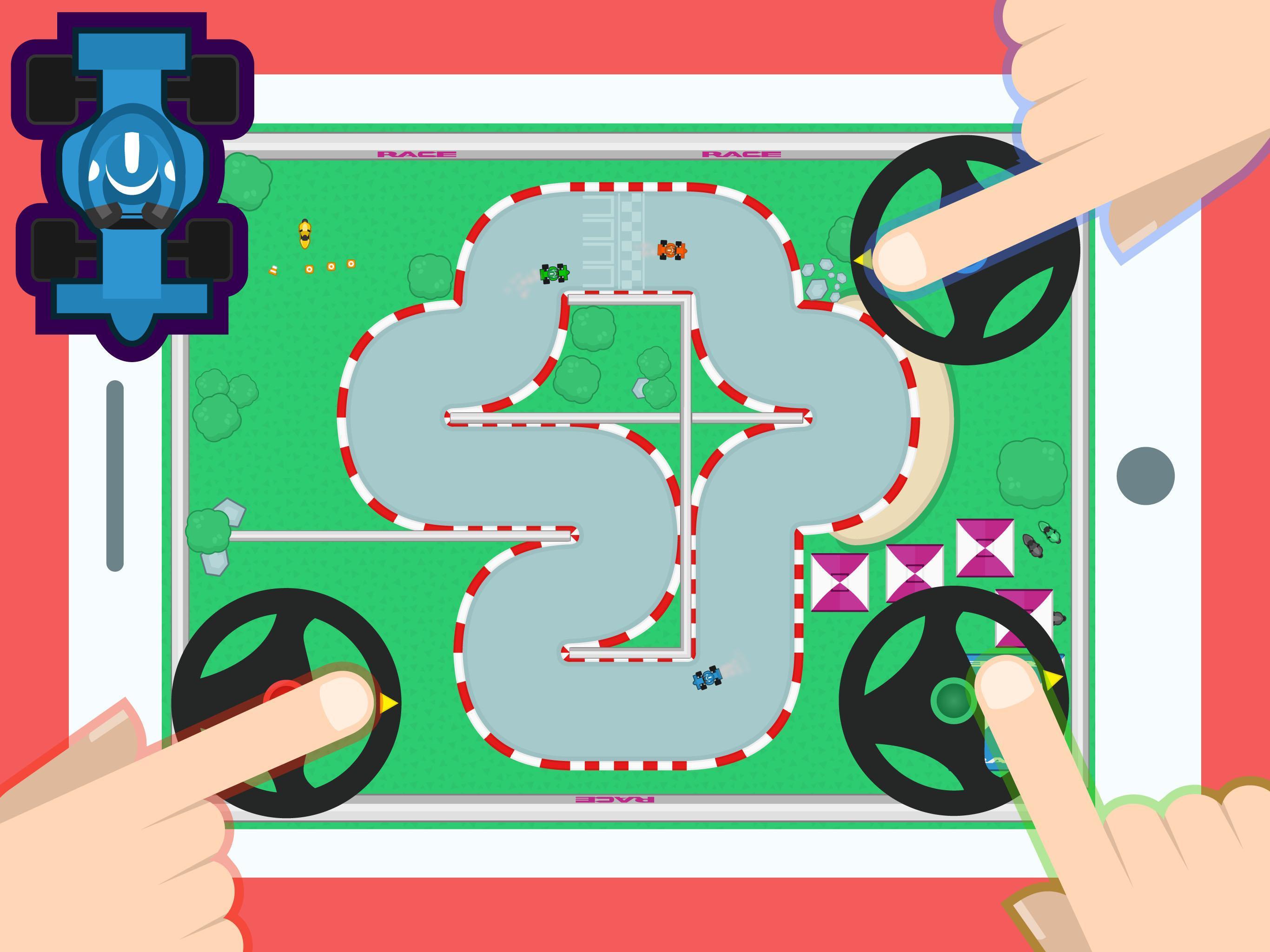 Spiele für 2 3 4 Personen - Spiele zu Zweit für Android