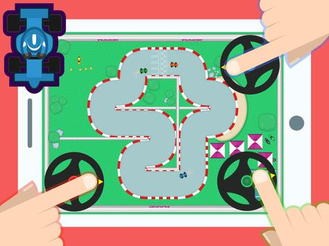 Игры на двоих троих 4 игрока - змея,танки,Футбол скриншот 8