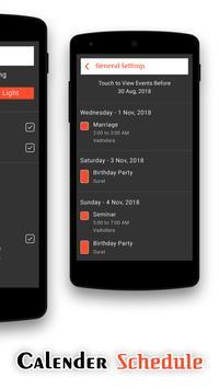 Calendar Schedule screenshot 6