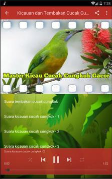 Master Kicau Cucak Cungkok screenshot 2