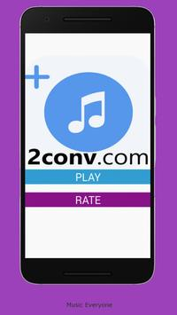 2CONV MUSIC MP3 screenshot 4