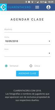Cuarentacero screenshot 3