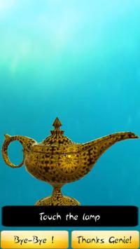 Genie Lamp poster