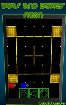 Dots and Boxes (Neon) screenshot 10