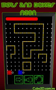 Dots and Boxes (Neon) screenshot 5