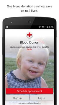 Blood Donor poster