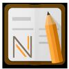 Icona Note List - Note e promemoria