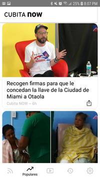 Cubita NOW - News from Cuba screenshot 2