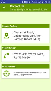 SSIS(Shree Sandipani International School) screenshot 7