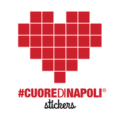 Stickers #CUOREDINAPOLI icon