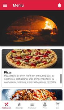 Pizzeria Arena - comenzi online screenshot 1