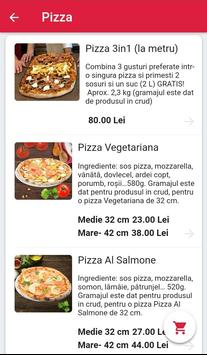 Pizzeria Arena - comenzi online screenshot 2