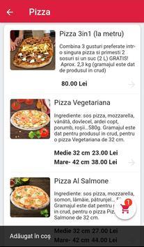 Pizzeria Arena - comenzi online screenshot 4