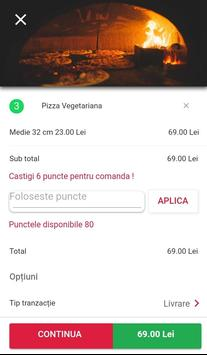 Pizzeria Arena - comenzi online screenshot 5