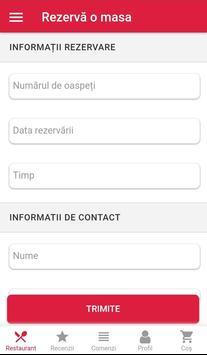 Pizzeria Arena - comenzi online screenshot 7