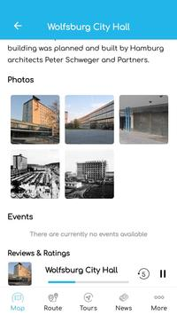 CultureMaps: Discover Wolfsburg screenshot 2