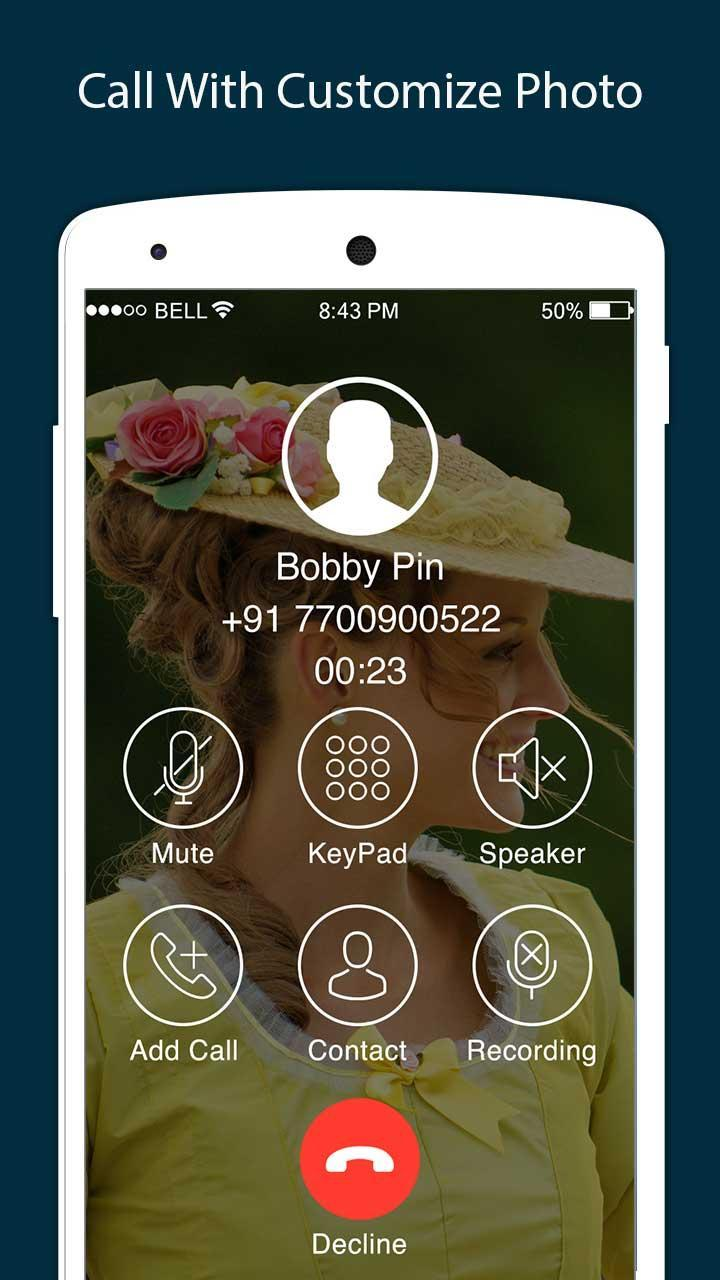Photo Caller Screen - Full Screen Caller ID for Android