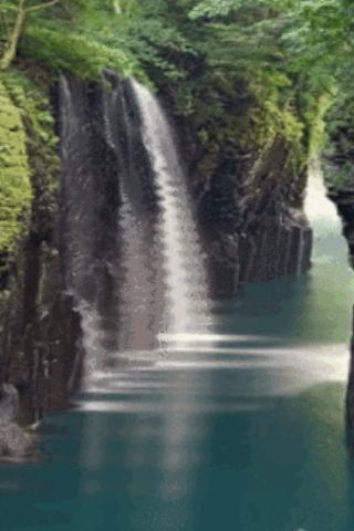 Nice Waterfall Live Wallpaper For Android Apk Download