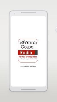 UnCommon Gospel poster