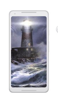 The Lighthouse - Church App poster