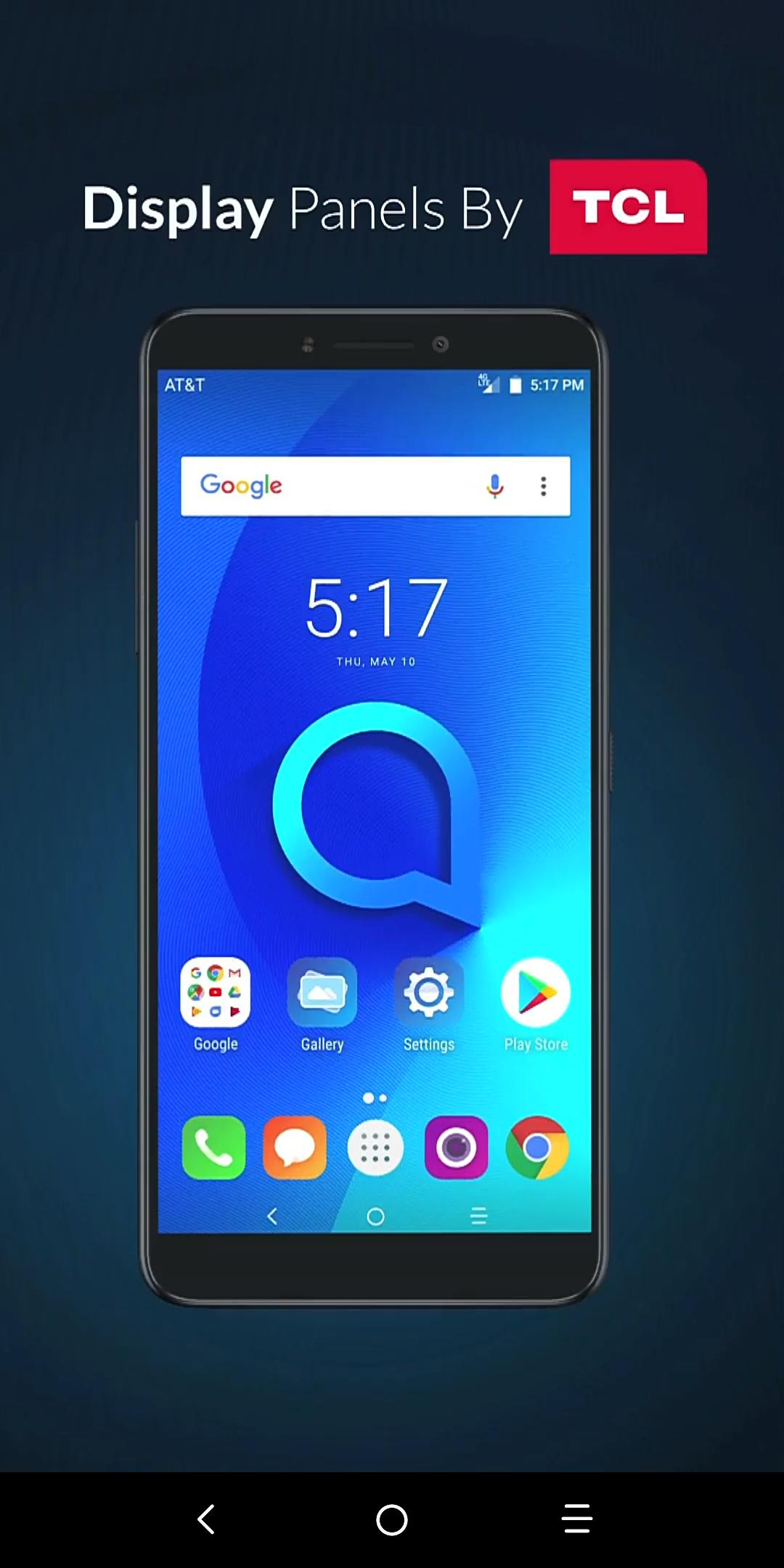 Alcatel 3V Demo for Android - APK Download