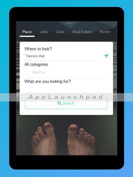 Custom Listing App screenshot 8
