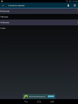 Shabbos Alarm скриншот 13