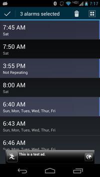 Shabbos Alarm скриншот 1