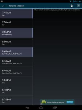 Shabbos Alarm скриншот 9