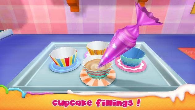 Unicorn Cake Bakery Chef : Food Maker Baking Game screenshot 3
