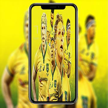 Wallpaper For Wallaby Australie Rugby Theme For Android Apk Download