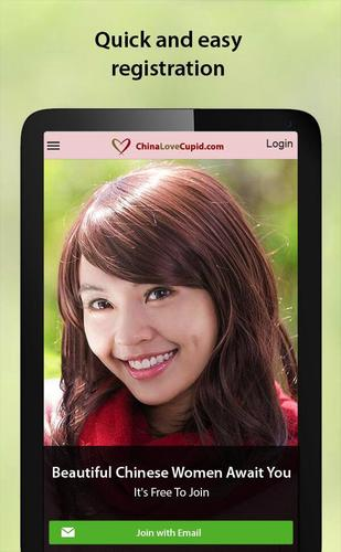 Fran a China Dating Site