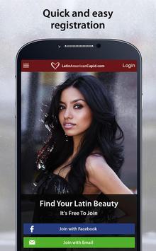 LatinAmericanCupid poster