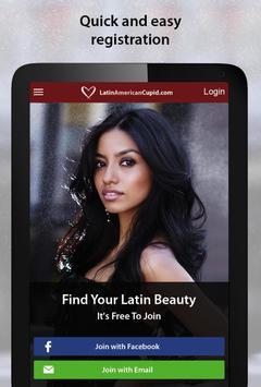 LatinAmericanCupid screenshot 8