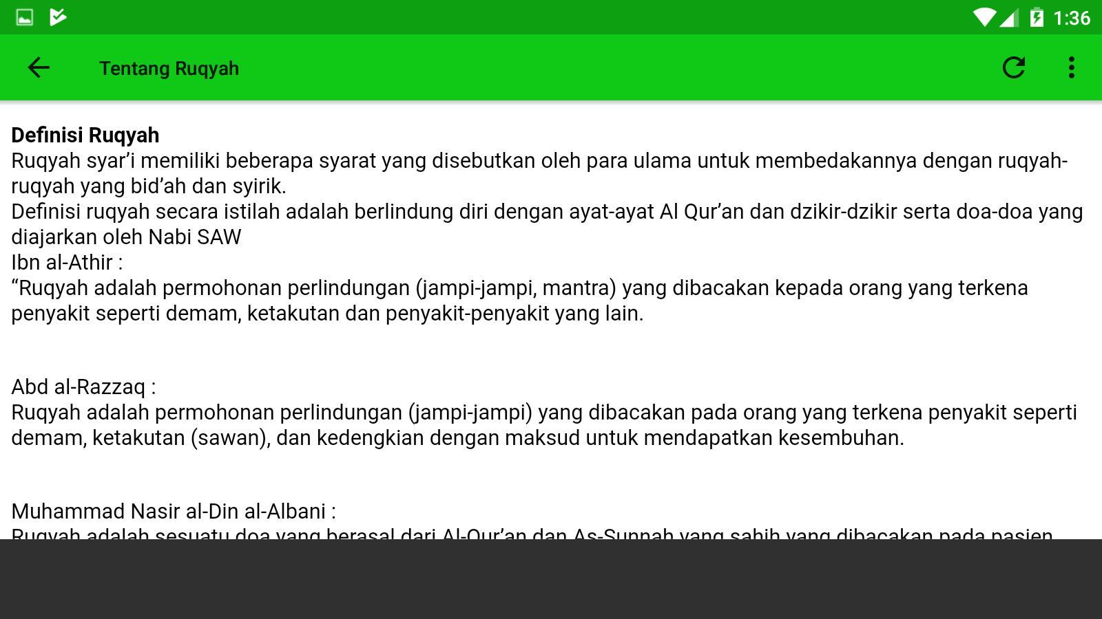 Ruqyah Mp3 Ayat Pendinding For Android Apk Download