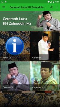 Ceramah Lucu KH Zainuddin Mz screenshot 2