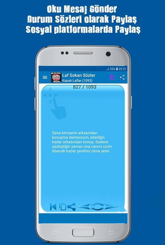 Laf Sokucu Kapak Laflar Internetsiz Für Android Apk Herunterladen