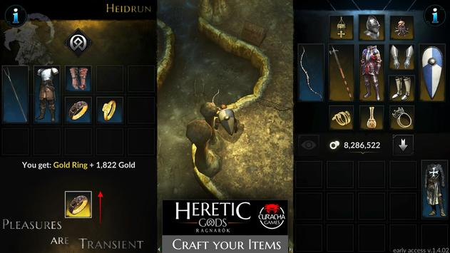 HERETIC GODS screenshot 12