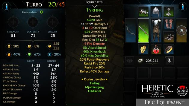 HERETIC GODS screenshot 3
