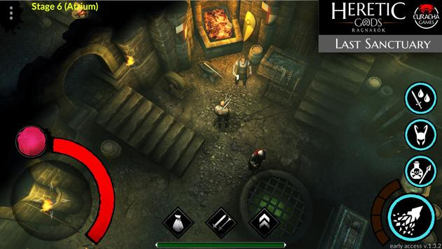 HERETIC GODS screenshot 4